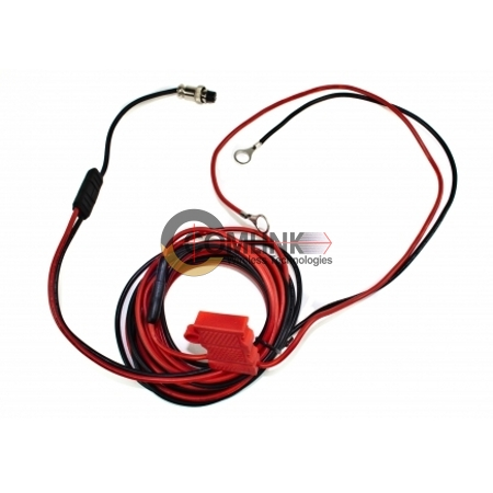 PC-DC6-10 Vehicle Hardwire Kit