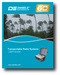 Download the Daniels Transportable Radio Systems User Guide